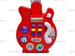 Гитара «Музыкальное веселье», 011, цена