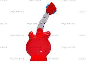 Гитара «Музыкальное веселье», 011, игрушки