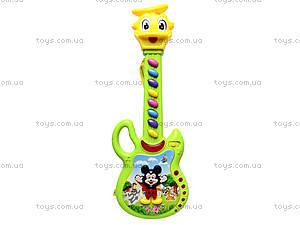 Детская гитара «Дисней», 6280-1, купить