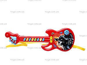 Гитара-орган «Супергерои», 3939-29S, фото