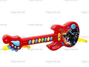 Гитара-орган «Супергерои», 3939-29S, игрушки