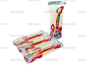 Гитара-орган «Супергерои», 3939-29S, toys.com.ua