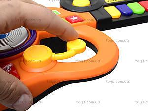 Интерактивная гитара «Я - музыкант», 7237, детские игрушки