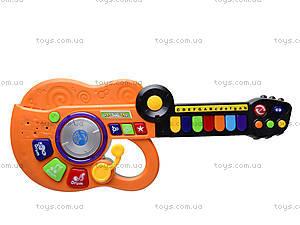 Интерактивная гитара «Я - музыкант», 7237, магазин игрушек
