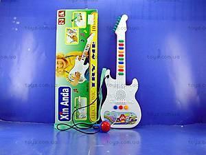 Гитара с микрофоном, НК-953