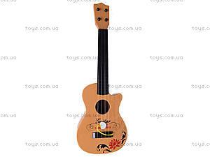 Гитара струнная детская, B-79C, фото