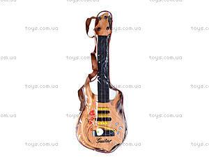 Гитара струнная игрушечная, B-80C