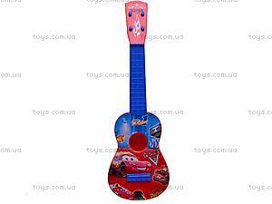Гитара «Тачки» в чехле, Q650-3A
