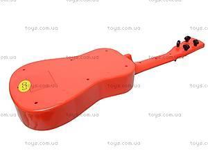 Гитара в чехле «Улитка Turbo», Q670A22, фото