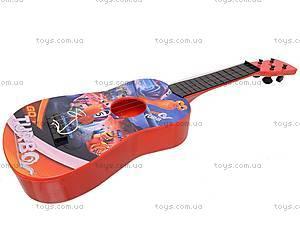Гитара в чехле «Улитка Turbo», Q670A22, игрушки