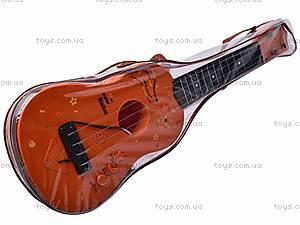 Гитара в сумке, 130A5, игрушки