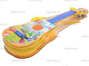 Гитара «Винни Пух» в чехле, Q650-2A, отзывы