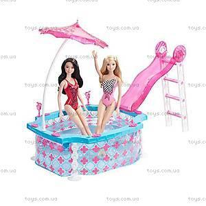Гламурный бассейн Барби, CGG91