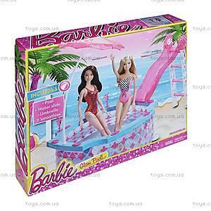 Гламурный бассейн Барби, CGG91, фото