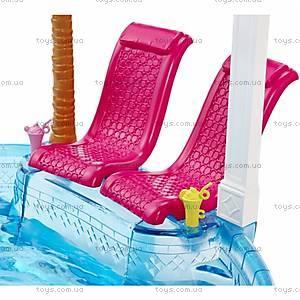 Гламурный бассейн Barbie, DGW22, купить