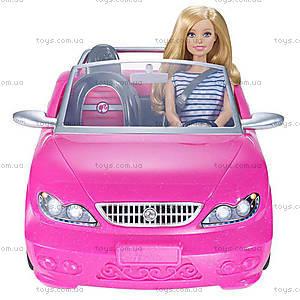 Гламурный кабриолет Barbie, CGG92, купить
