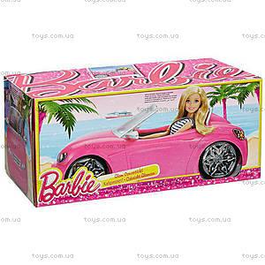 Гламурный кабриолет Barbie, CGG92, фото