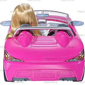 Гламурный кабриолет Barbie, CGG92, отзывы