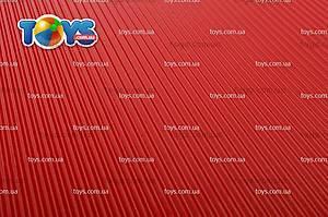 Гофрокартон цветной A4,10 листов, PP13-256К, детские игрушки