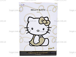 Гофрокартон цветной Hello Kitty, HK13-256К