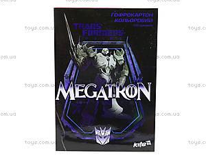 Гофрокартон цветной Transformers, TF13-256К