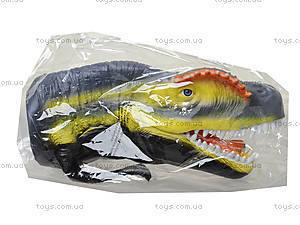 Игрушка-перчатка «Голова динозавра», KL06-13, цена