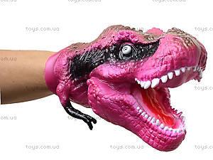 Игрушка-перчатка «Голова динозавра», KL06-13, toys.com.ua