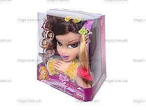 Голова куклы «Bratz», 93035, фото