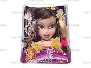 Голова куклы «Bratz», 93035, цена
