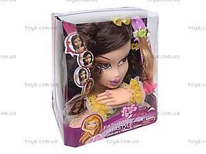 Голова куклы «Bratz», 93035