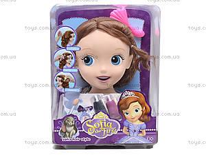 Голова куклы для причесок «Фроузен», ZT8812ZT8822ZT8828, отзывы
