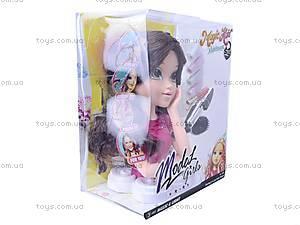 Голова куклы «Model girls», 7035B, купить