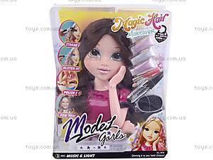 Голова куклы «Model girls», 7035B