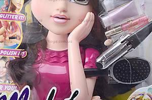 Голова куклы «Model girls», 7035B, отзывы