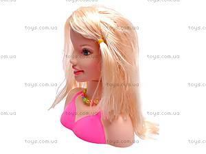 Голова куклы «Парикмахерская», 358, фото
