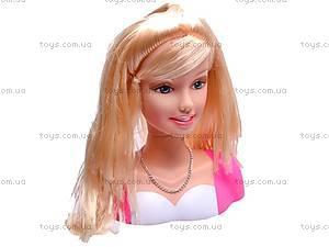 Голова куклы с косметикой, 1322, отзывы