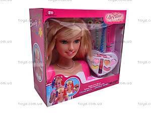Голова куклы с косметикой, 1322, цена