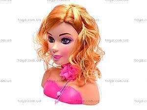 Голова куклы с зеркалом, 83025, игрушки