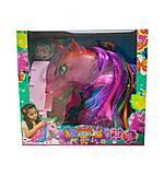 Голова-манекен лошади с аксессуарами, 68022, отзывы