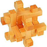Головоломка деревянная №2 Руди (Д128у), Д128у, купить