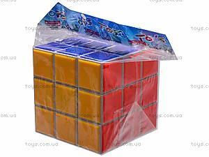 Головоломка детская «Кубик Рубика», 589-5, цена