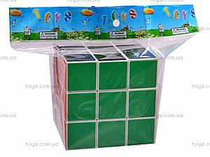 Головоломка для детей «Кубик Рубика», 588-71, цена