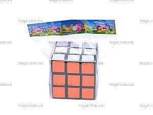 Головоломка «Кубик Рубика», маленькая, 588-51, фото
