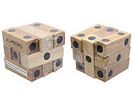 Головоломка кубик домино, , фото