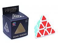 Головоломка кубик-рубик «Пирамида», 8962-1, отзывы