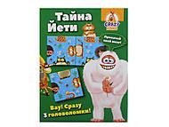 """Головоломка """"Тайна Йетти"""", VT8055-02VT8055-12, купить"""