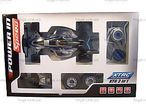 Гоночная машина XTRC на радиоуправлении, S82300, отзывы