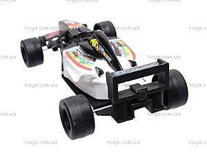 Гоночная машинка инерционная, 6 видов, 8623-6, фото