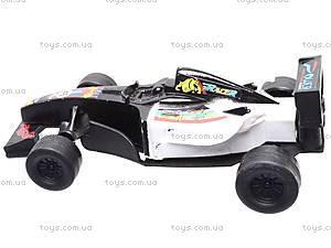 Гоночная машинка инерционная, 6 видов, 8623-6, игрушки