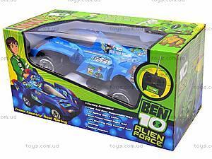 Гоночная радиоуправляемая машина Ben10, 0913(BEN10), игрушки